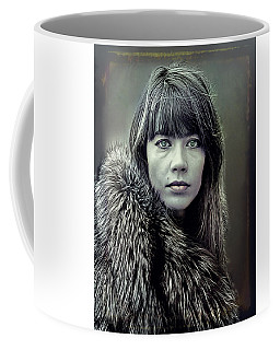 Francoise Hardy  Coffee Mug