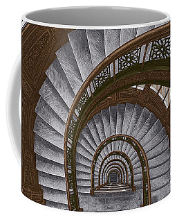 Frank Lloyd Wright - The Rookery Coffee Mug