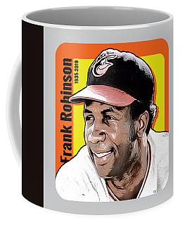 Frank Robinson Tribute Coffee Mug