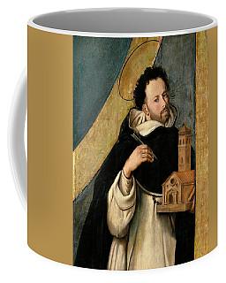 Fray Juan Bautista Maino / 'saint Dominic', 1612-1614, Spanish School. Coffee Mug