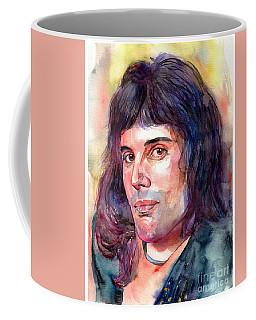 Freddie Mercury Young Coffee Mug