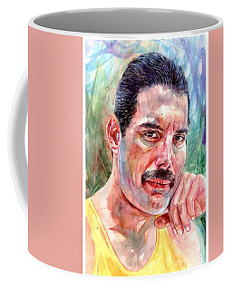 Freddie - The Thinker Coffee Mug