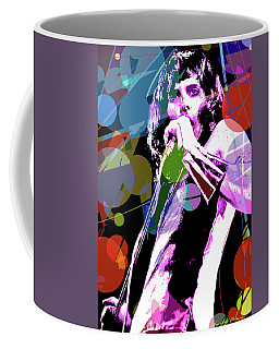 Freddy Mercury Queen Coffee Mug