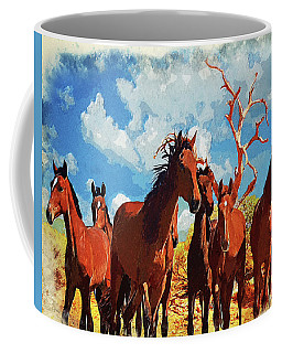 Free Spirits Coffee Mug