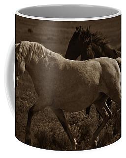 Coffee Mug featuring the photograph Freedom II by Catherine Sobredo