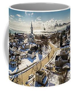 Freezing In Port Coffee Mug
