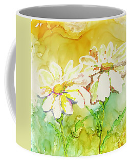 Fresh As Daisies Coffee Mug