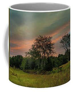 Pine Lands In Friendship Sunrise Coffee Mug