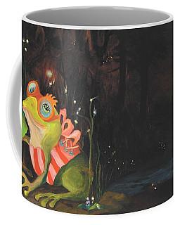 Frogs Of Silver Lake Coffee Mug