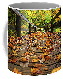 From A Golden Perspective Coffee Mug