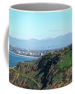 Coffee Mug featuring the photograph From Pv To La by Michael Hope