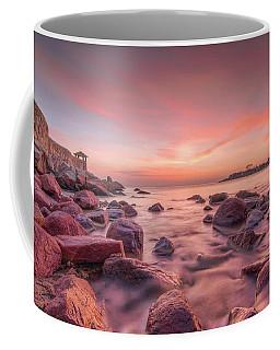 Front Beach Dawn Coffee Mug
