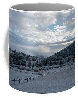 Frosted Sunrise 1 Coffee Mug