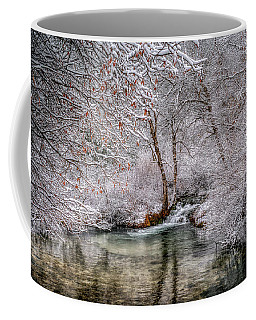 Frosty Pond Coffee Mug