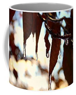 Frozen Autumn  Coffee Mug