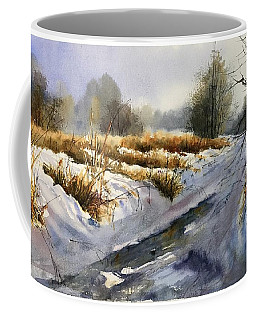 Frozen Brook Coffee Mug