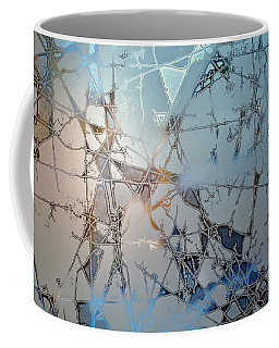 Frozen City Of Ice Coffee Mug