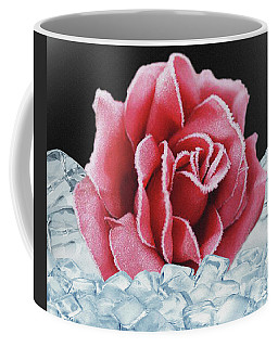 Frozen Rose Coffee Mug