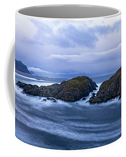 Frozen Water Movement Coffee Mug