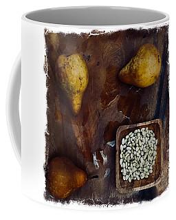 Fruits And Nuts Coffee Mug