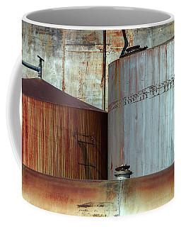 Fuel Tanks Coffee Mug