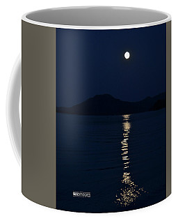 Full Moon Fishtail Coffee Mug