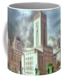Coffee Mug featuring the photograph Full Of Grace by Leigh Kemp
