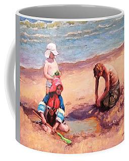 Fun At Jersey Valley Coffee Mug