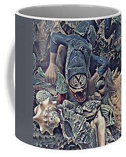 Fun Scuba Dive Design Coffee Mug