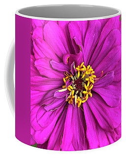 Fuschia Bloom Coffee Mug