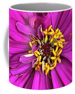 Fuschia Bloom Coffee Mug