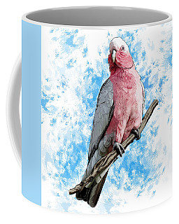 G Is For Galah Coffee Mug