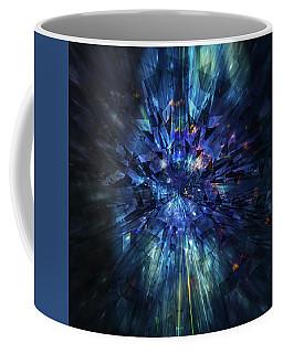 Galactic Crystal Coffee Mug