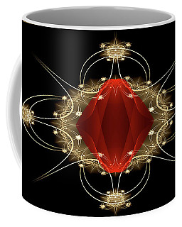 Coffee Mug featuring the digital art Galatians by Missy Gainer