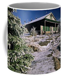 Galehead Hut - Appalachian Trail, New Hampshire  Coffee Mug