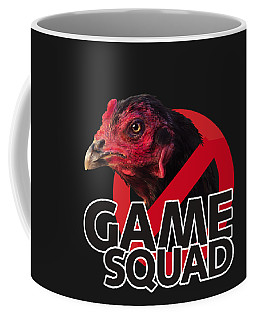 Game Squad Coffee Mug