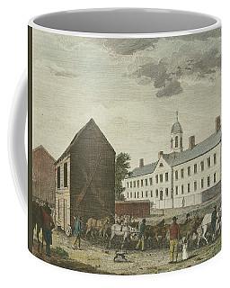 Gaol In Walnut Street Coffee Mug