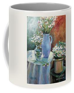 Garden Daisies Coffee Mug
