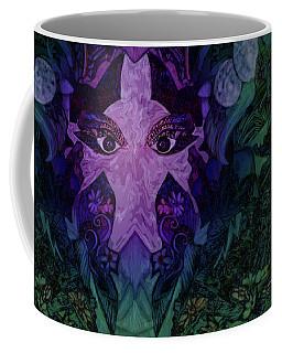 Garden Eyes Coffee Mug