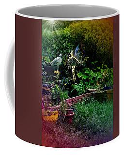 Garden Fairy Fantasy Coffee Mug