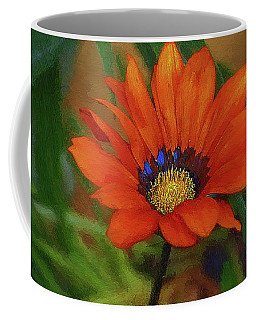 Garden Flower Impressionist Coffee Mug