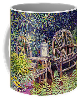 Garden Retreat Coffee Mug