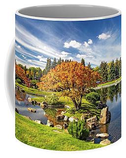 Garden Splendour Coffee Mug