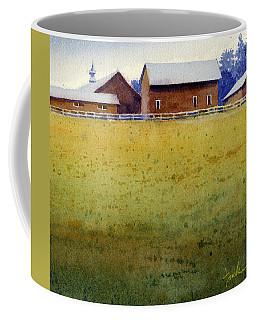 Garner Farm, Mineral Point, Wi Coffee Mug