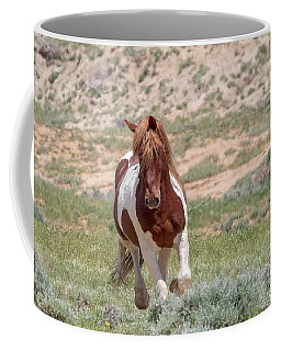 Coffee Mug featuring the photograph Garth by Ronnie and Frances Howard