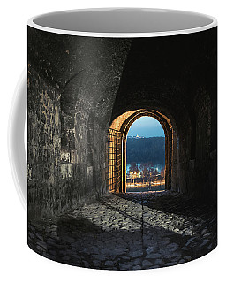 Gate At Kalemegdan Fortress, Belgrade Coffee Mug