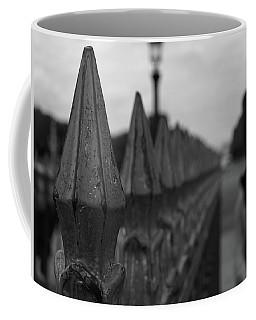 Gate, Person Coffee Mug