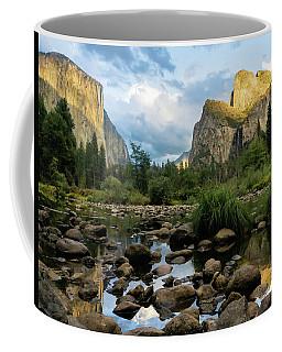 Gates Of The Valley 3 Coffee Mug