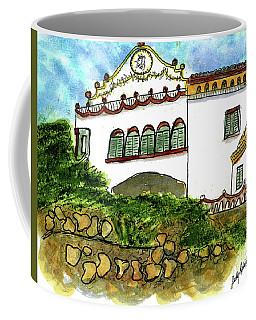 Gaudi's Place In Barcelona Coffee Mug