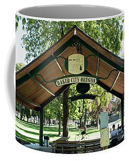 Geiser Pollman Park Shelter Coffee Mug